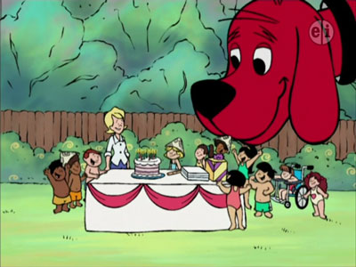 Clifford The Big Red Dog The Best Party Ever