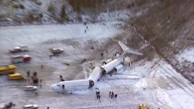 Mayday: Catástrofes Aéreas • S10E04