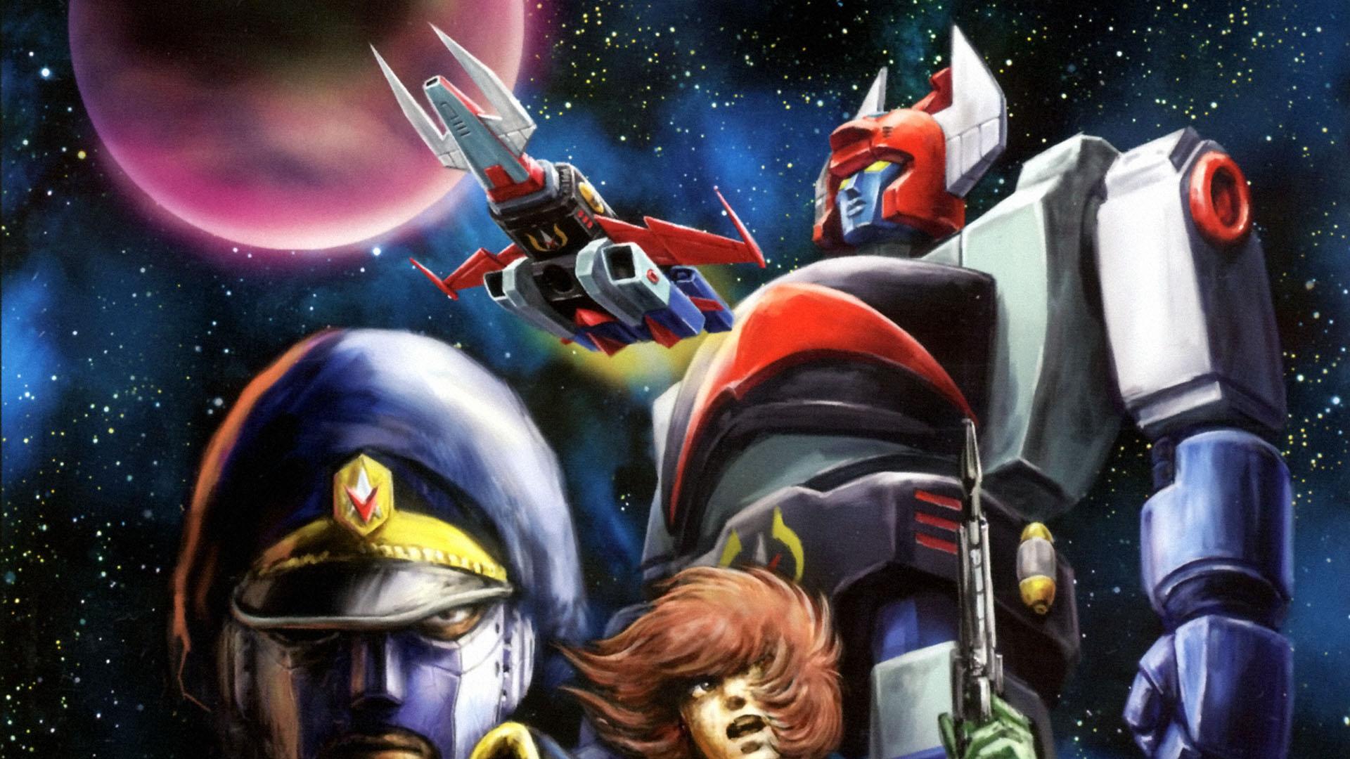 Planet Robot Danguard Ace